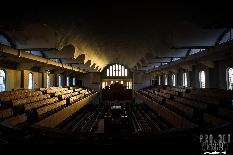 Greenbank Synagogue aka The Ark