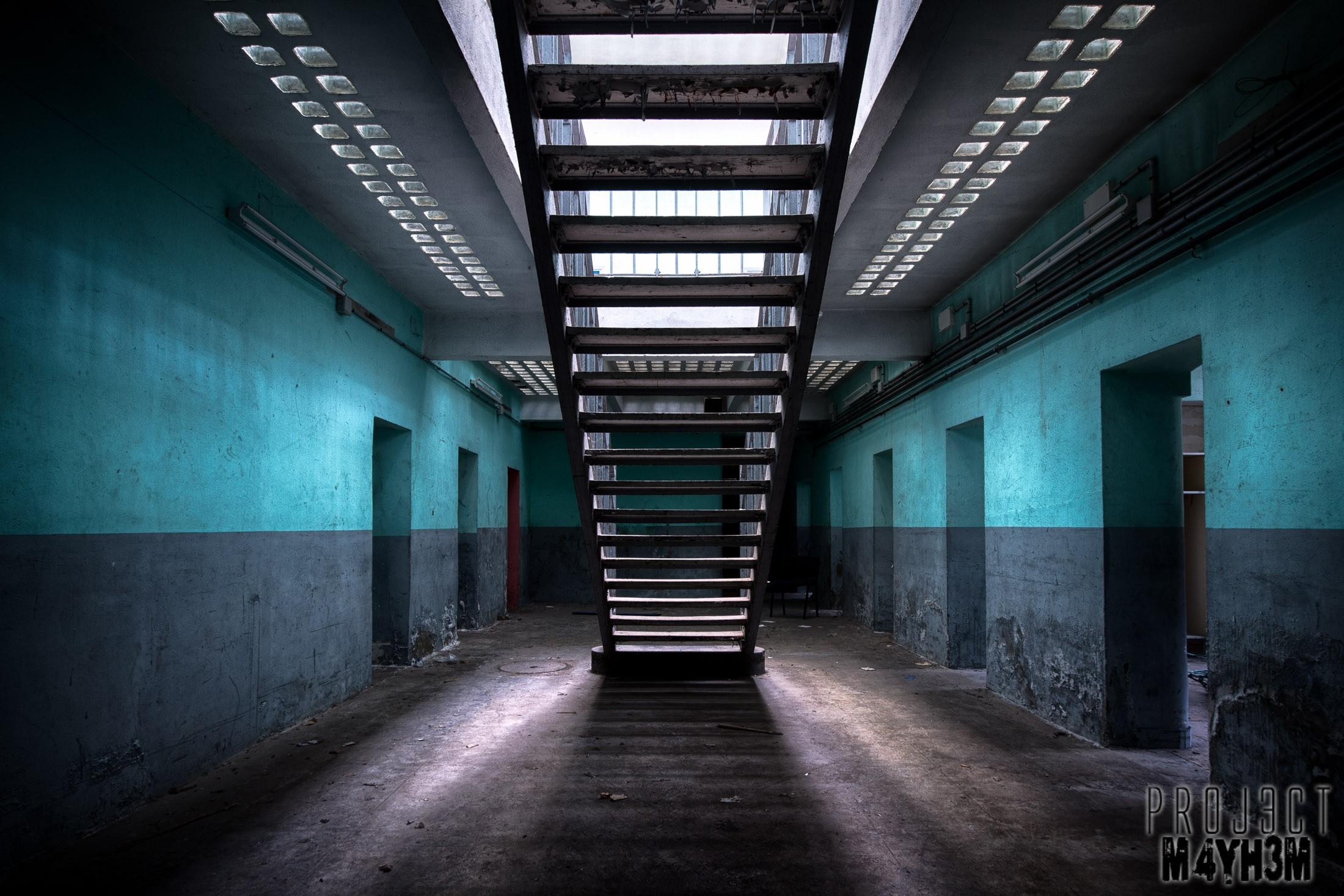 Abandoned Prisons