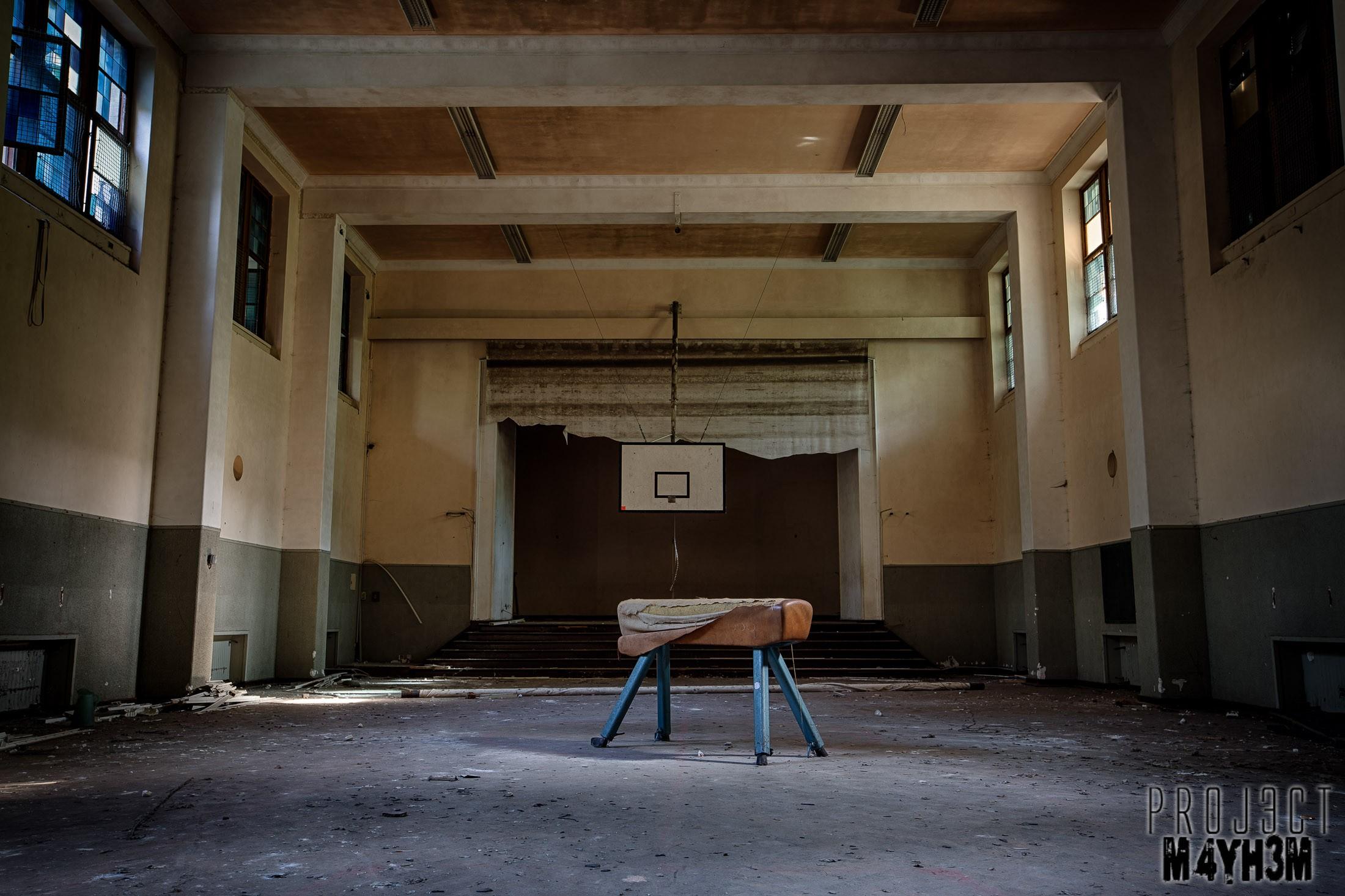 Abandoned Religious Schools