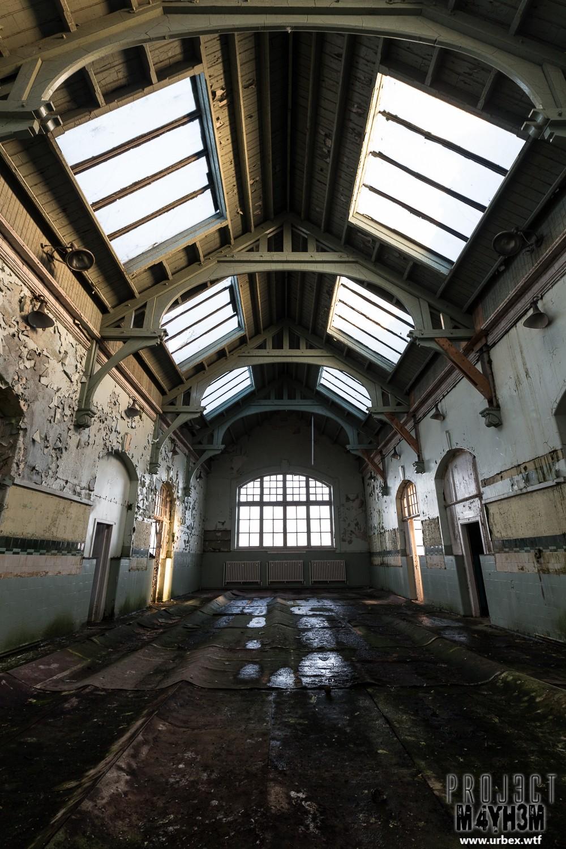 Sir John-Maxwell School aka The Skylight School Glasgow