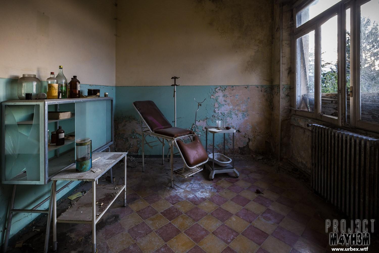Mono Orphanage aka Crying Baby Hospital - Dentist Chair