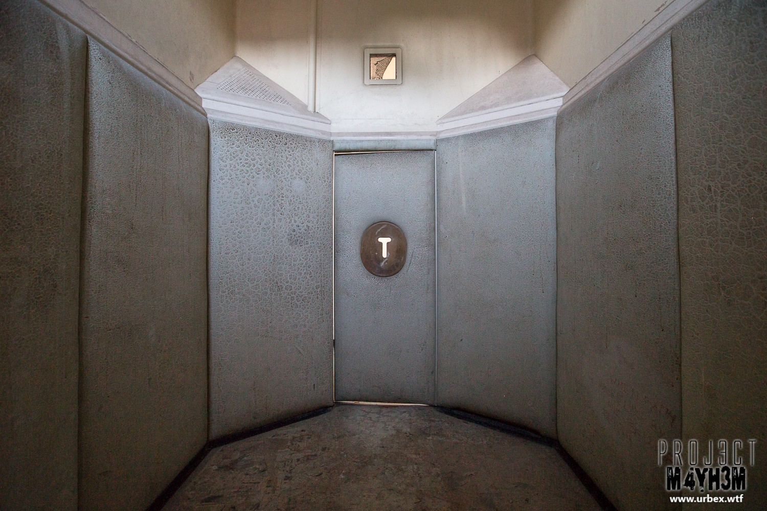 Haslar Hospital Pocock Brothers Padded Cell