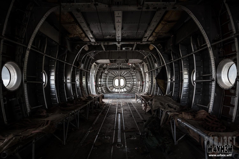 Aircraft Graveyard France