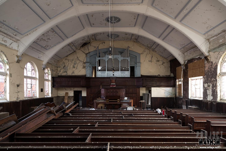Protestant Martyrs Memorial Church