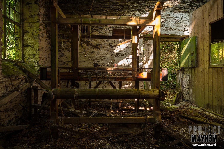 The Tweed Mill aka Simons Mill