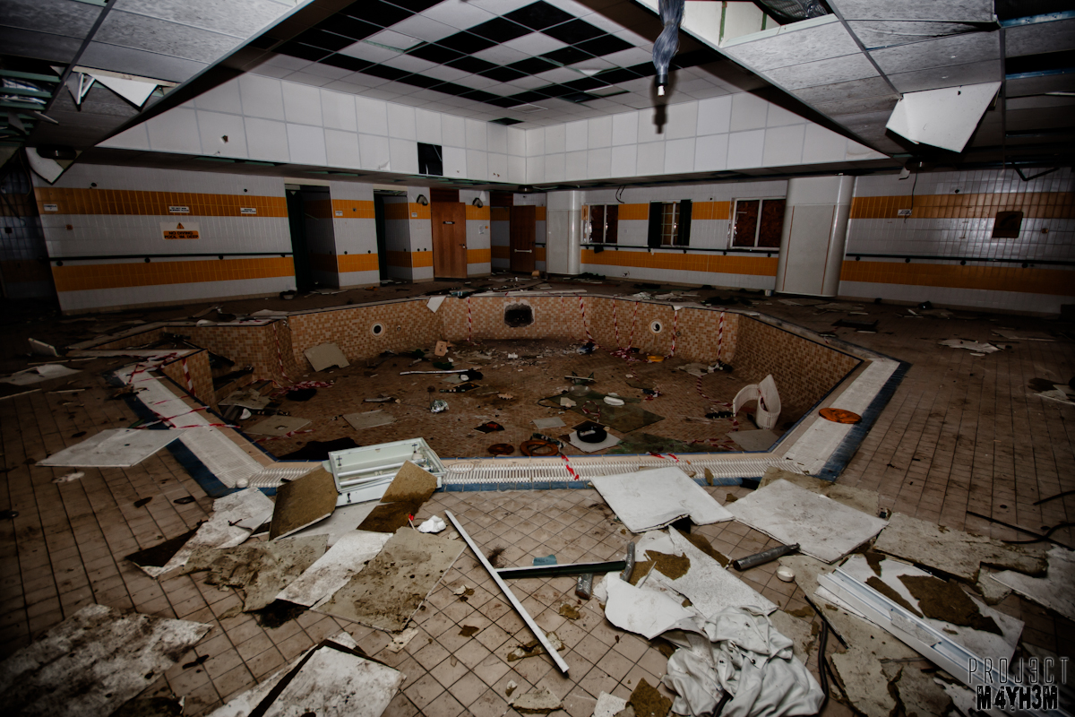 Aston Hall - Hydro Pool