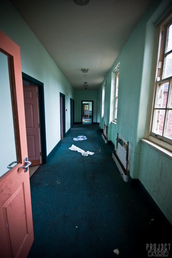 Aston Hall - Corridor