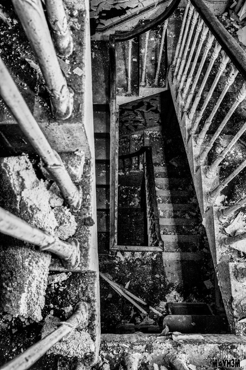 Dont look down - Chapel Allerton Hospital