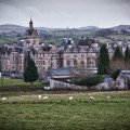 Denbigh Lunatic Asylum - aka North Wales Hospital - Administration Building