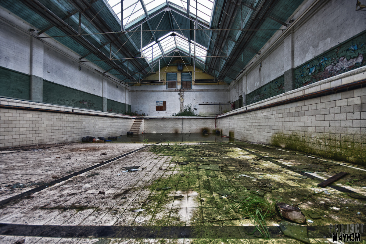The Leeds Reformatory for Boys - Swimming Pool