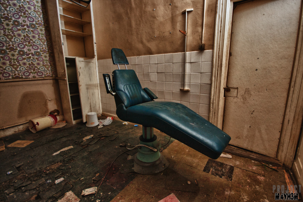 Eastmoor Approved School - Dentists Chair