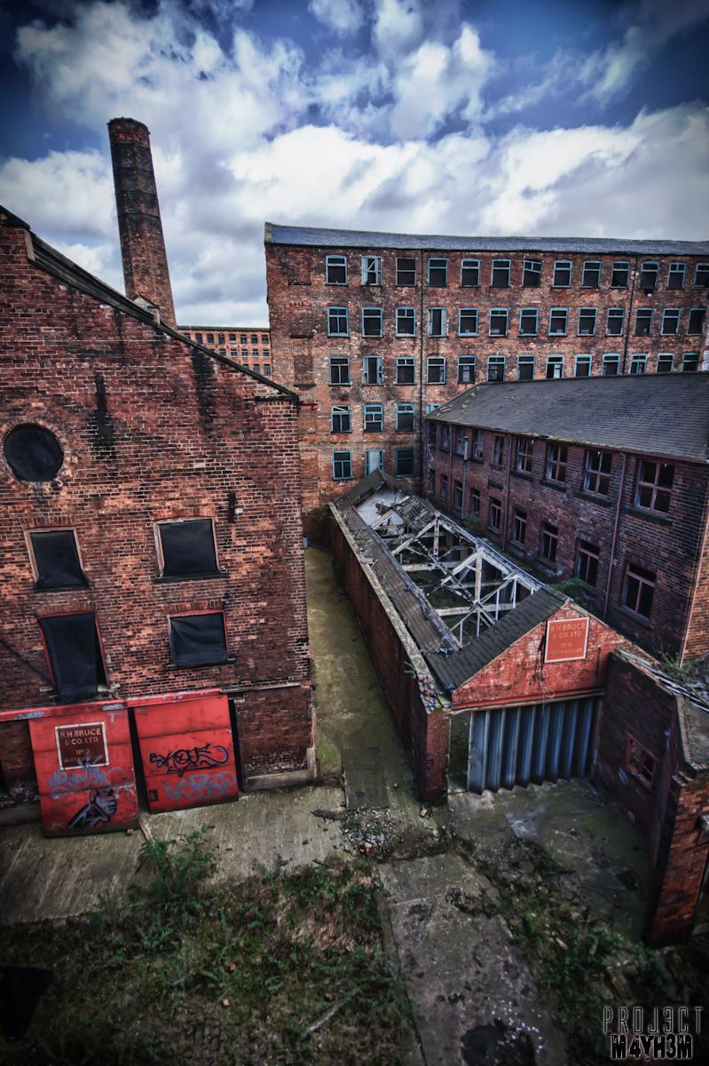 Hunslet Mills Leeds