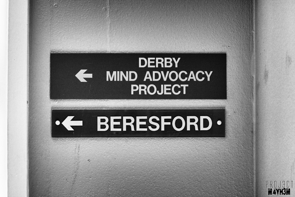 Kingsway Hospital aka Derby Borough Asylum - Derby Mind Advocacy Project