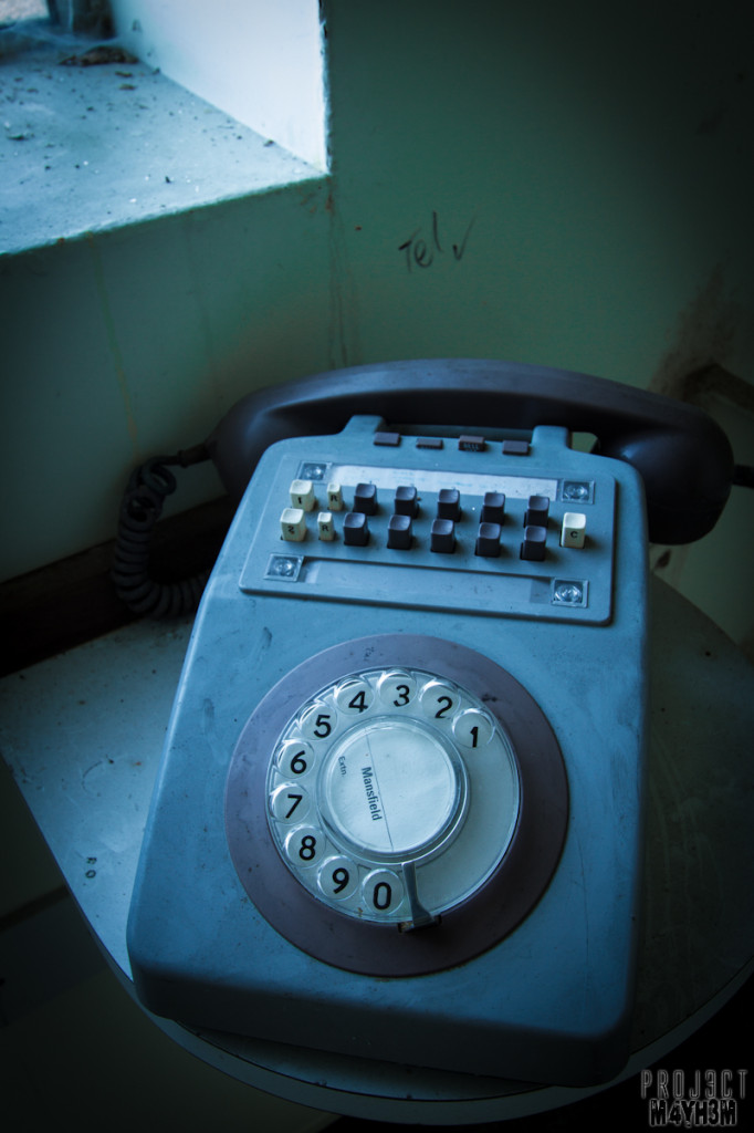 Mansfield General Hospital - Telephone