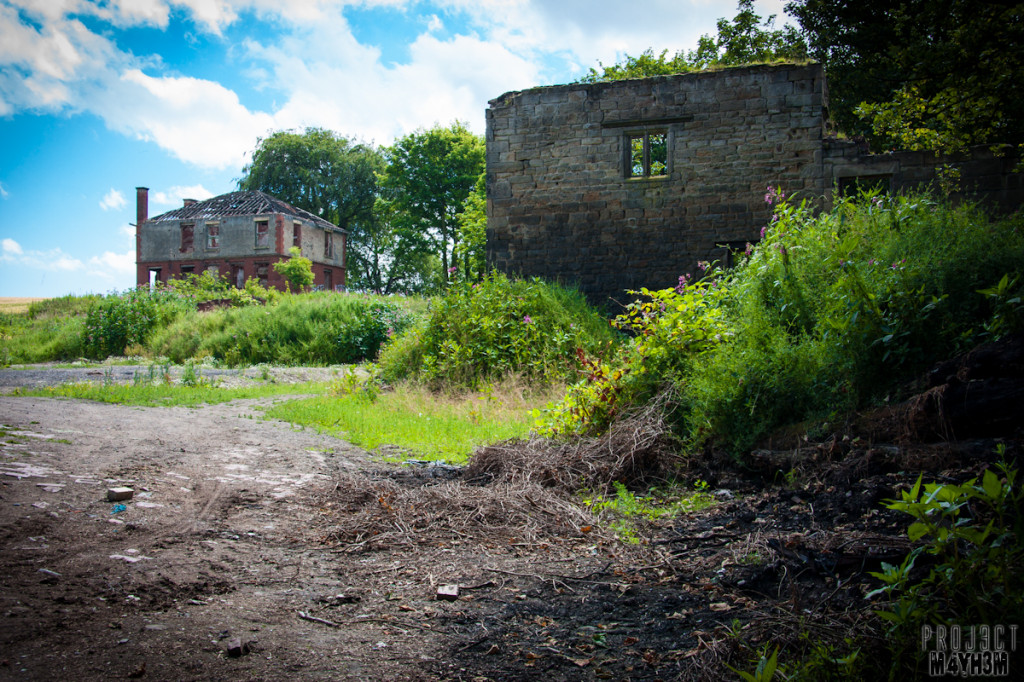 Abandoned Newlands Estate Wakefield