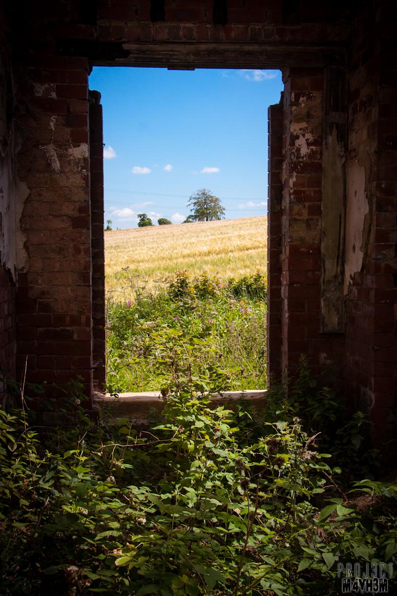 Abandoned Newlands Estate Wakefield