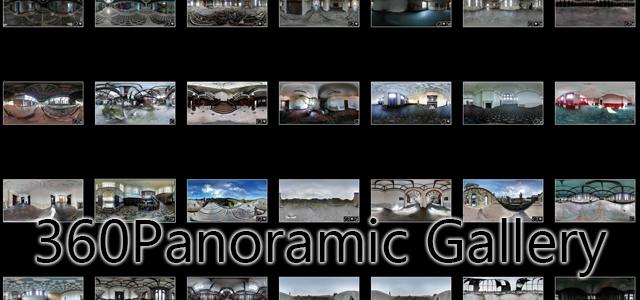 360 Panoramic Gallery