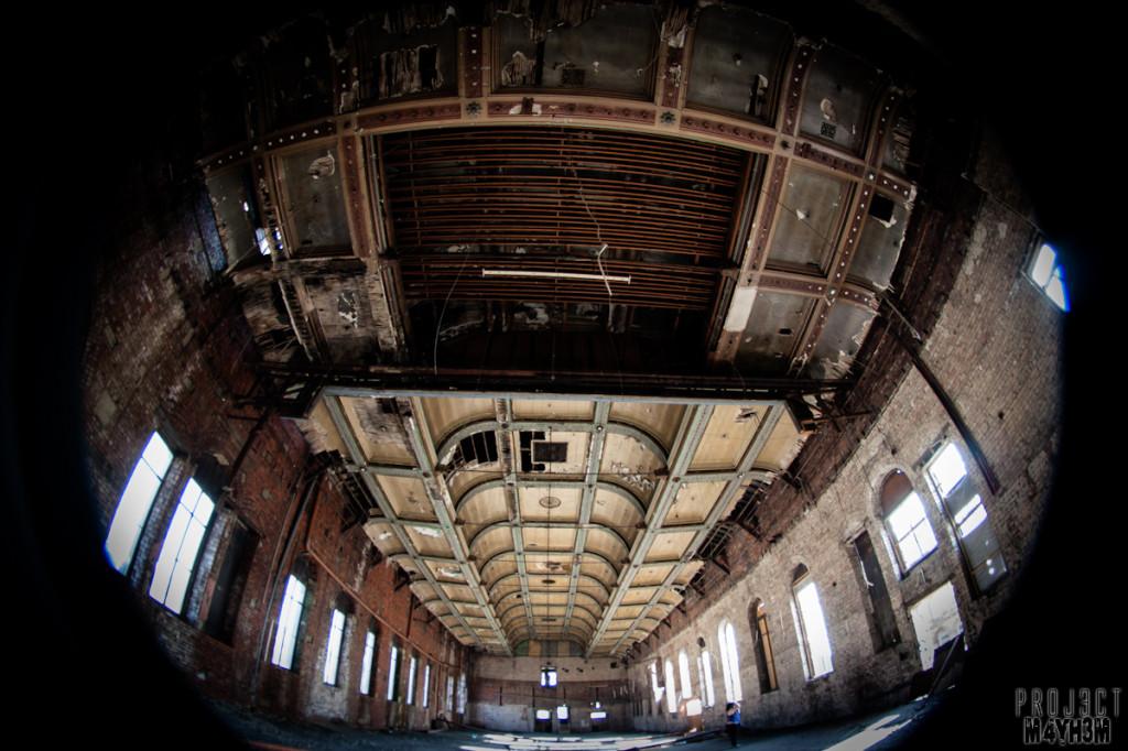 Dewsbury Pioneer House - Great Hall