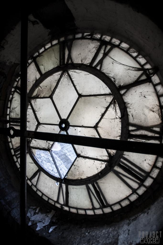 Dewsbury Pioneer House - Clock Tower