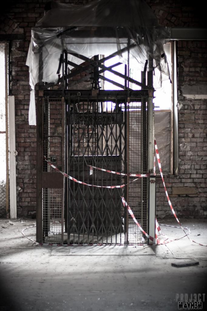 Dewsbury Pioneer House - Lift