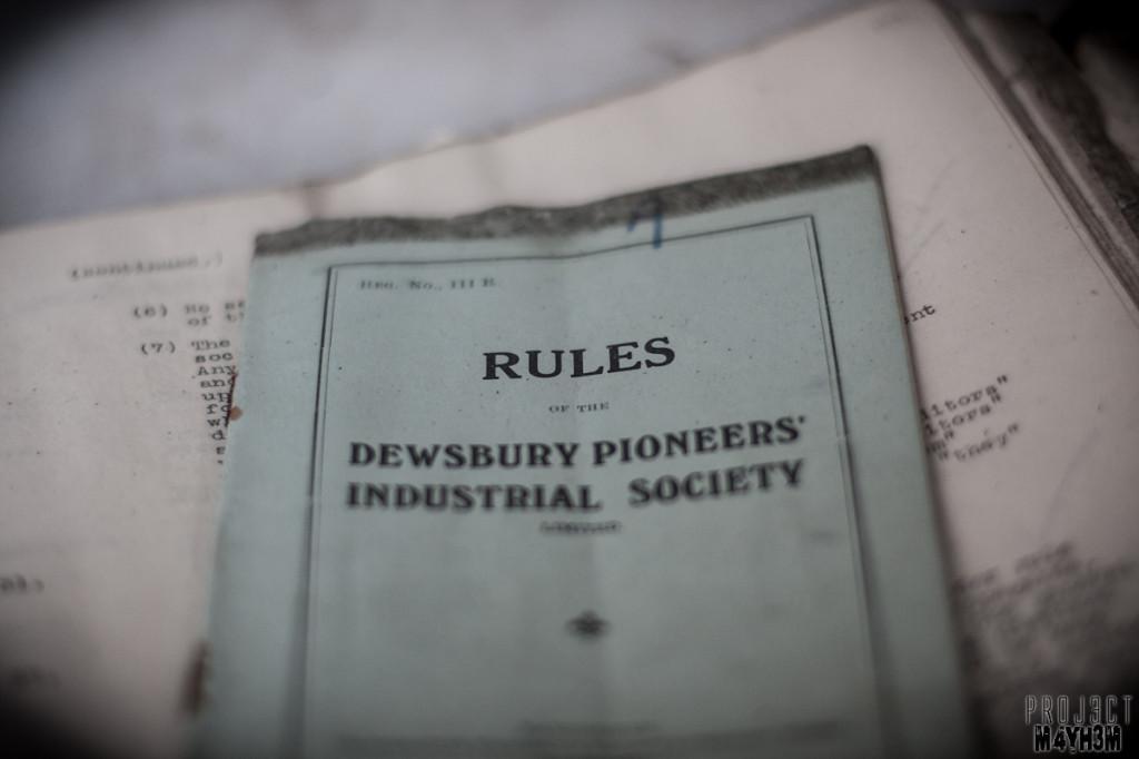 Dewsbury Pioneer House