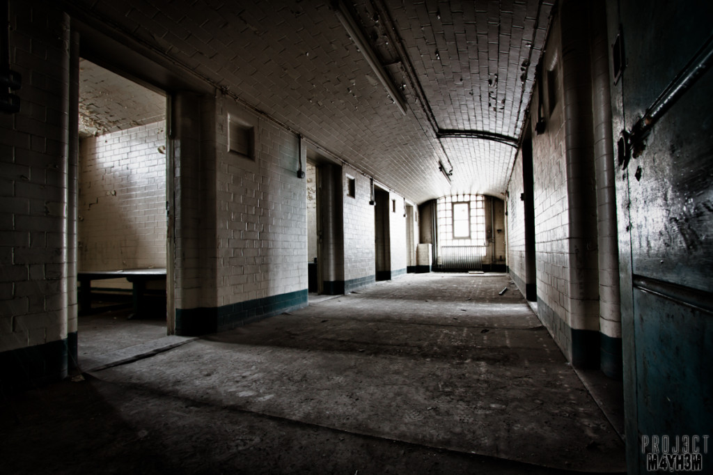 Sheffield Crown Court - Ground Floor Cells
