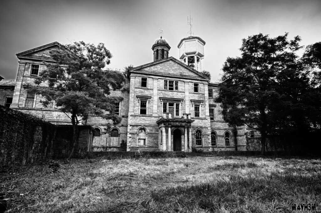 The Lincolnshire County Pauper Lunatic Asylum