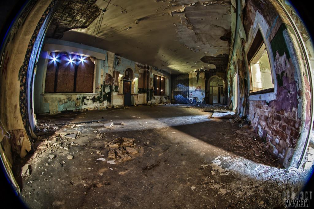 Lincolnshire County Pauper Lunatic Asylum