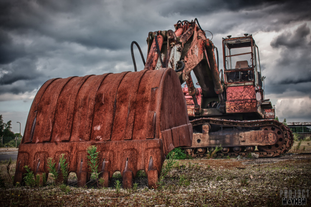 Thorpe Marsh Power Station - The Rusty Digger
