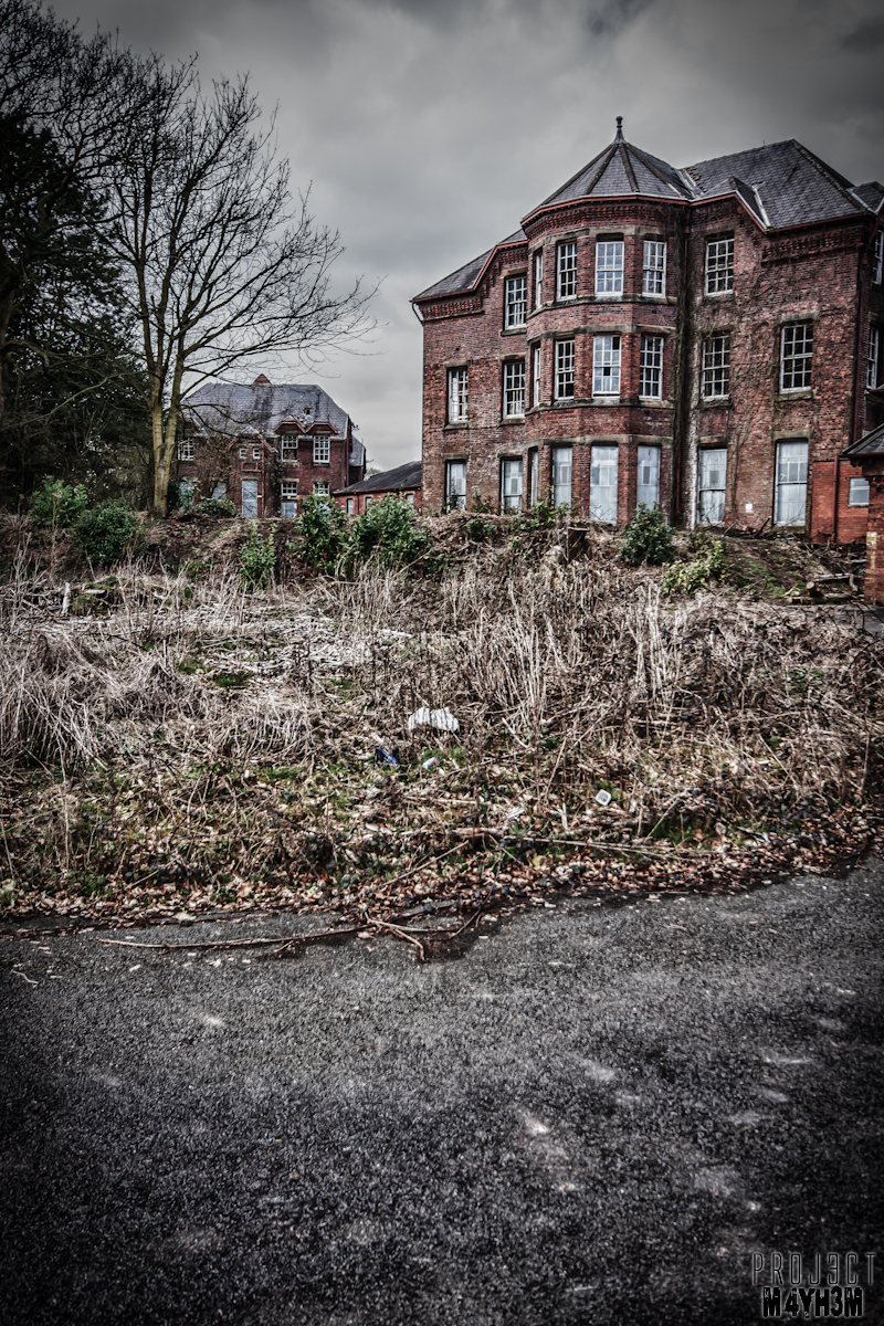 Whittingham Lunatic Asylum