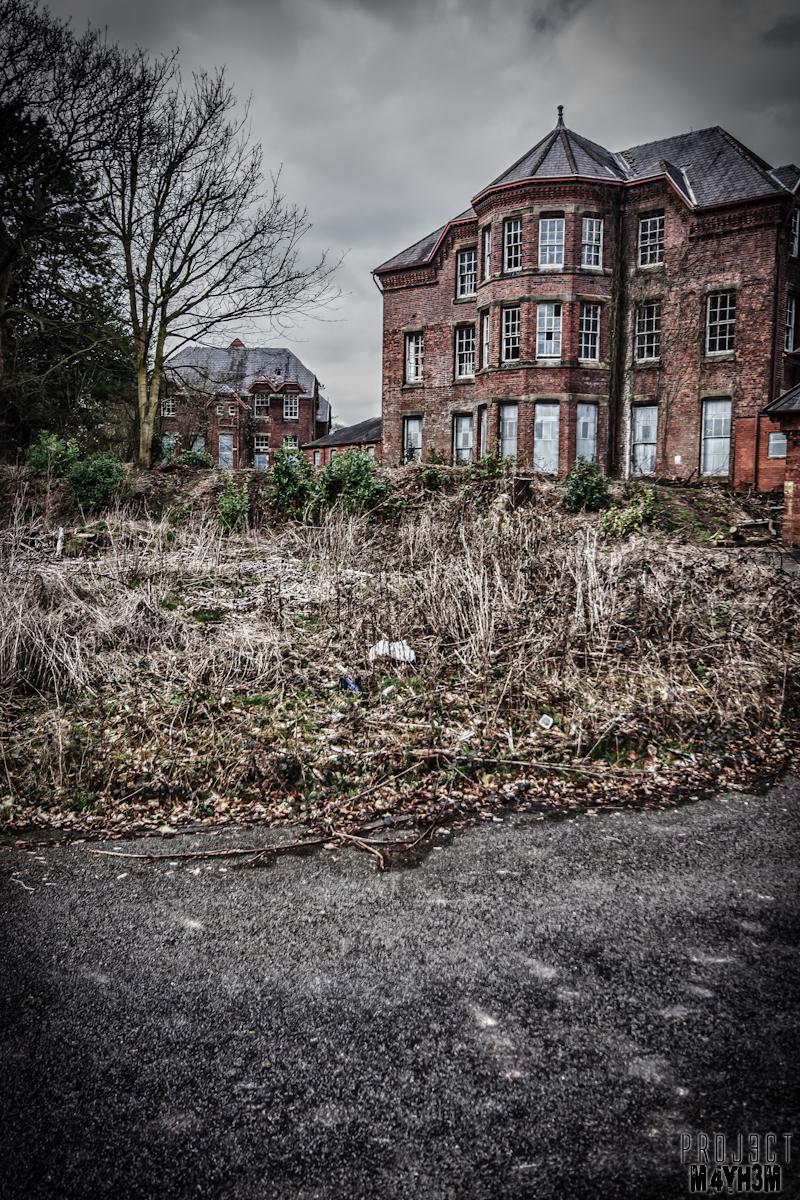 Whittingham Lunatic Asylum