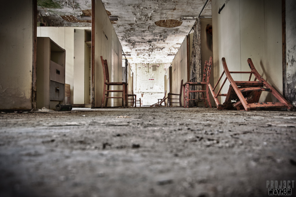 West Park Lunatic Asylum - Small Ward