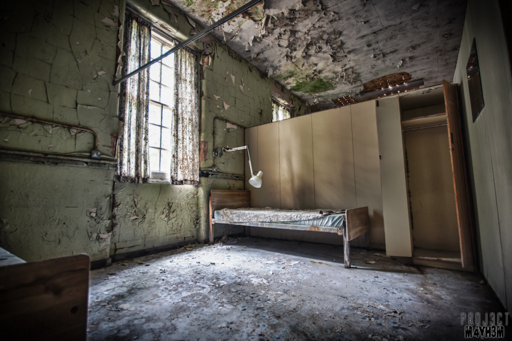 West Park Lunatic Asylum - Beds, Small Ward