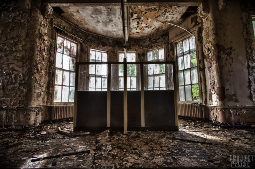 Whittingham Lunatic Asylum - Dorms