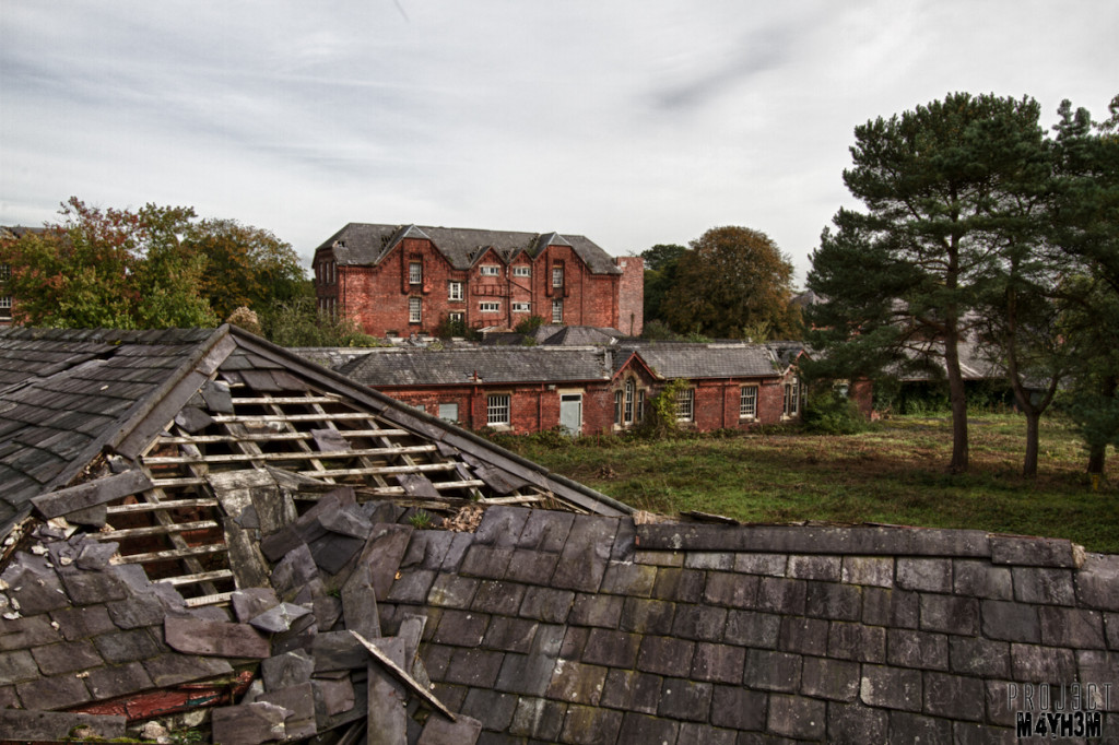 Whittingham Lunatic Asylum Grounds