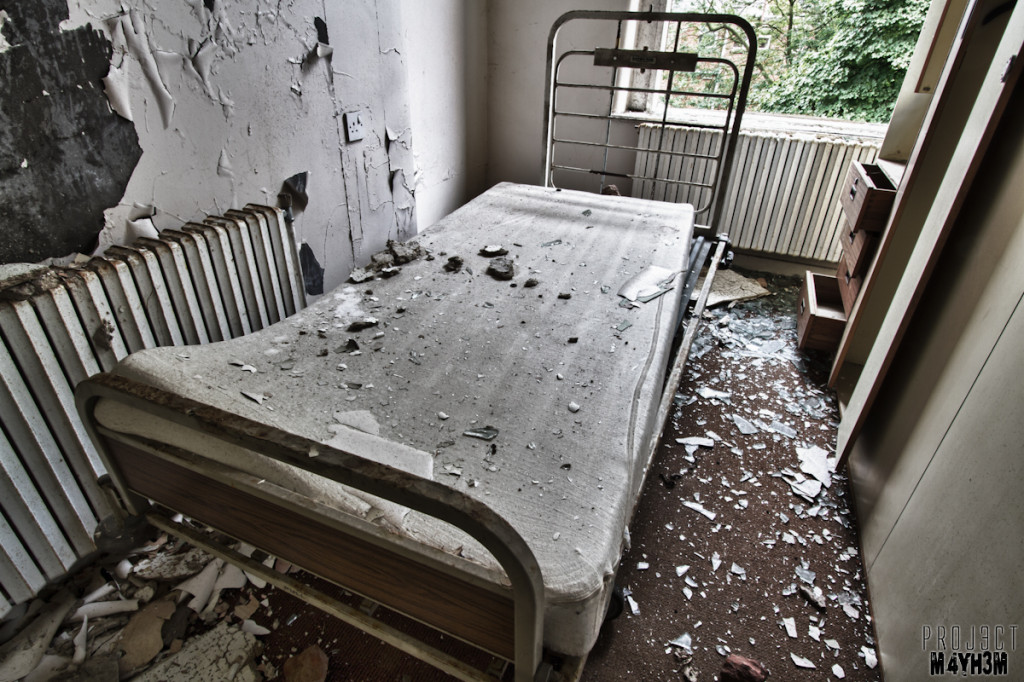 Whittingham Lunatic Asylum - Bed Time
