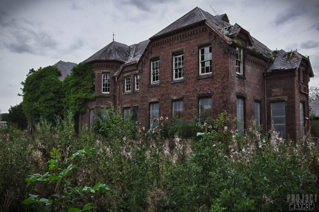 Whittingham Lunatic Asylum-71