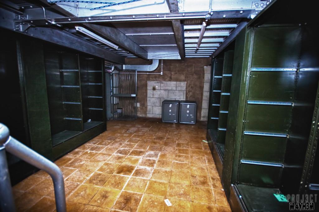 Yorkshire Bank Vault