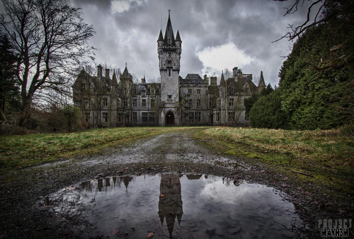 Urbex: Castle Miranda aka Château de Noisy Belgium – December 2012 ...