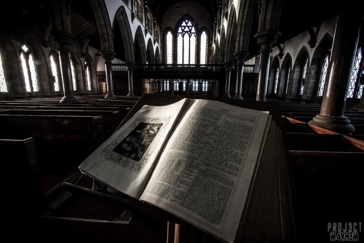 Church on a Hill - The Good Book