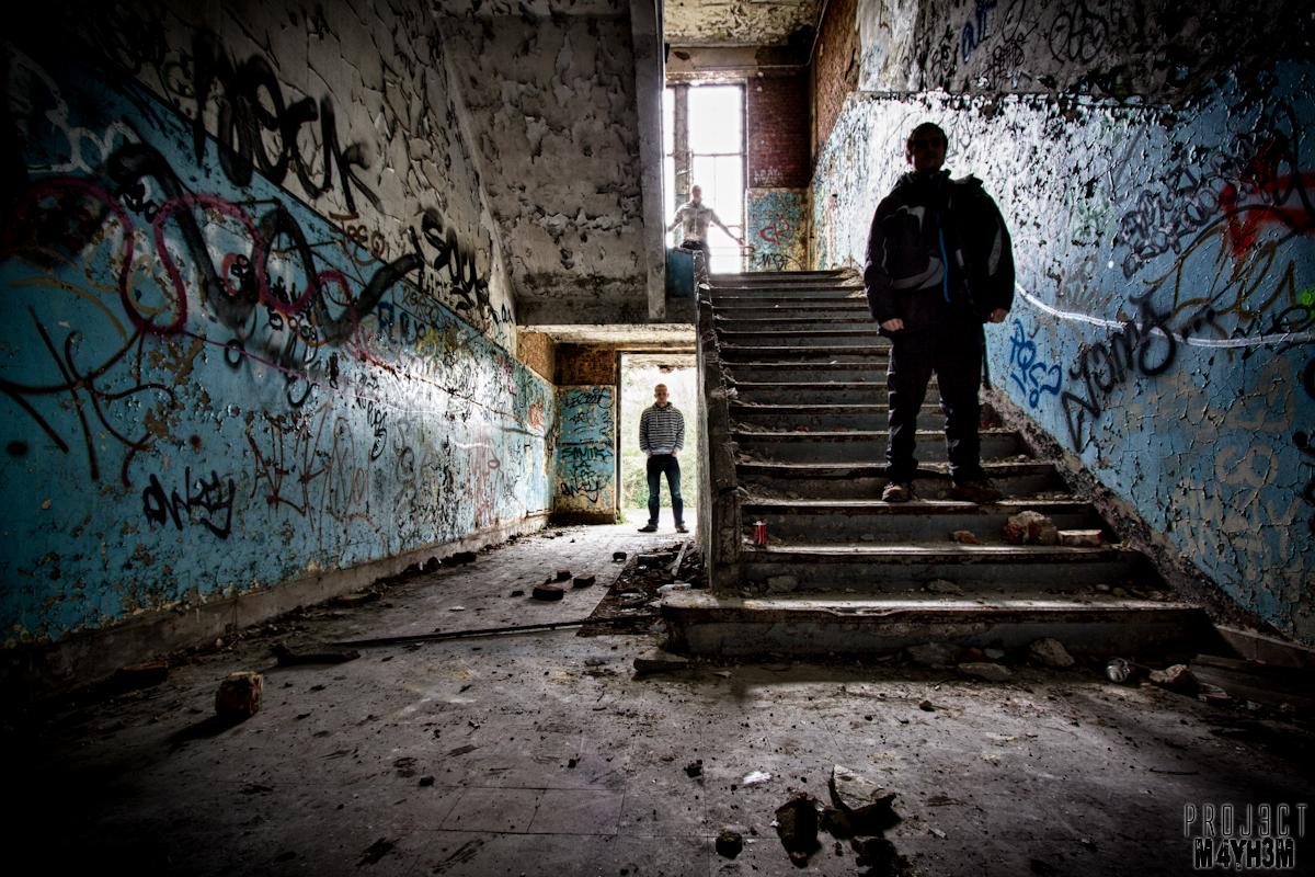 PROJ3CTM4YH3M Urban Exploration   Urbex: Fort de la ...