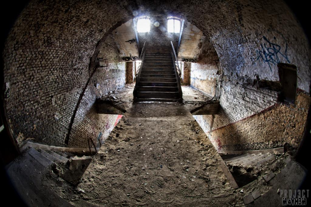 Fort de la Chartreuse - Purgatory