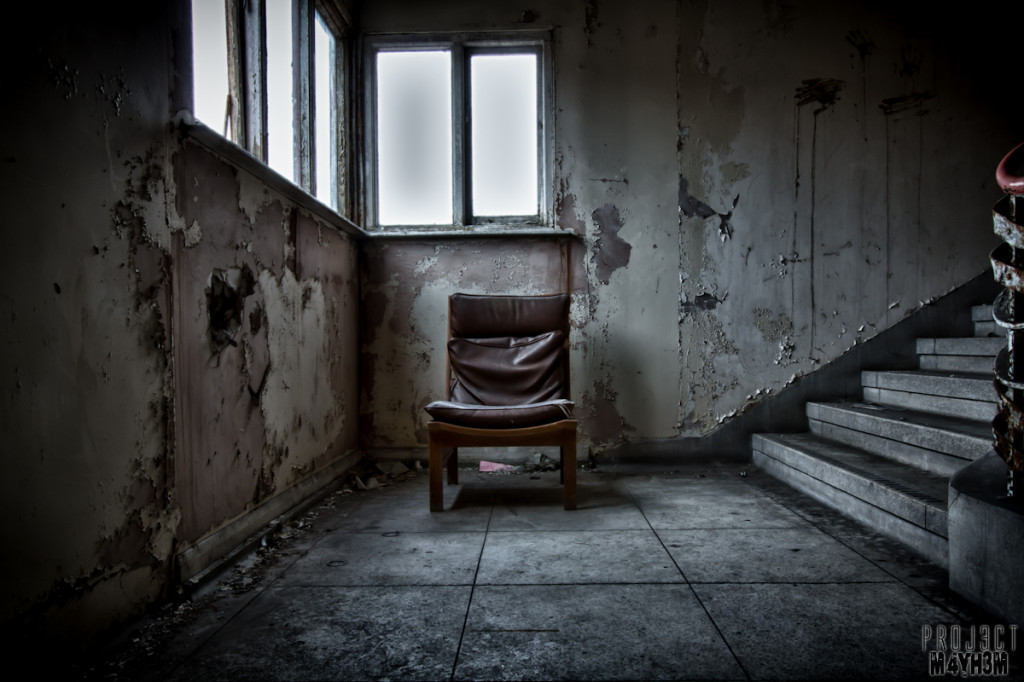 Mansfield General Hospital - Chair
