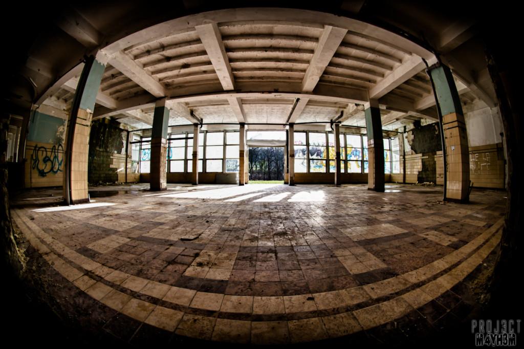 Preventorium Dolhain TB Hospital
