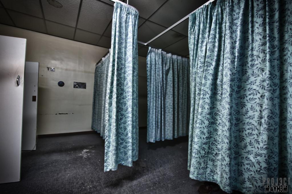 Rossendale General Hospital - Ward