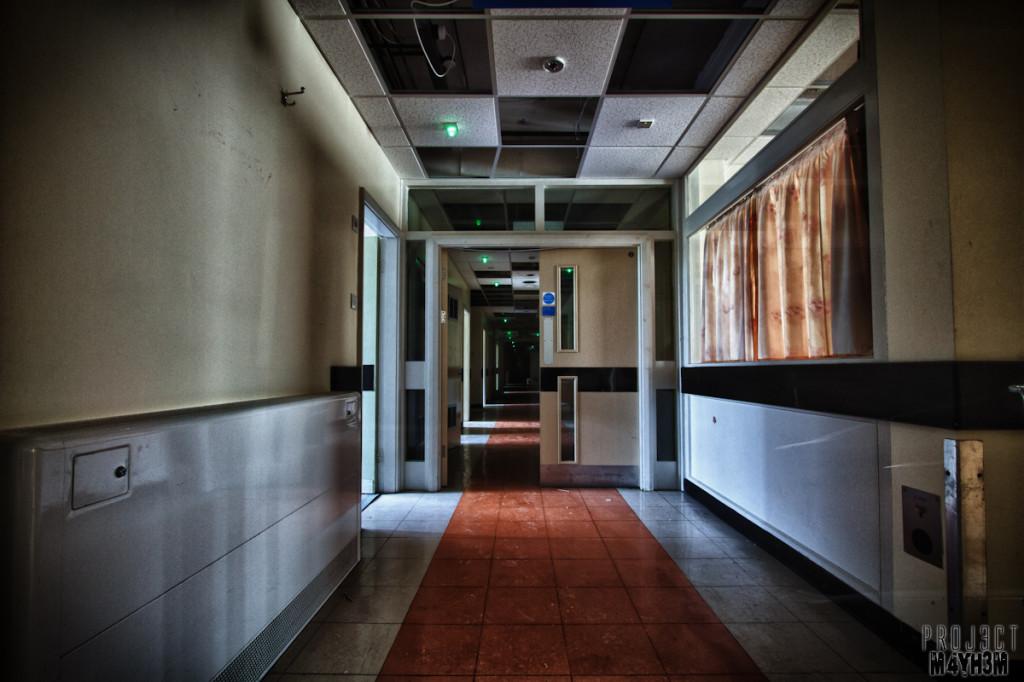 Rossendale General Hospital - awww crap