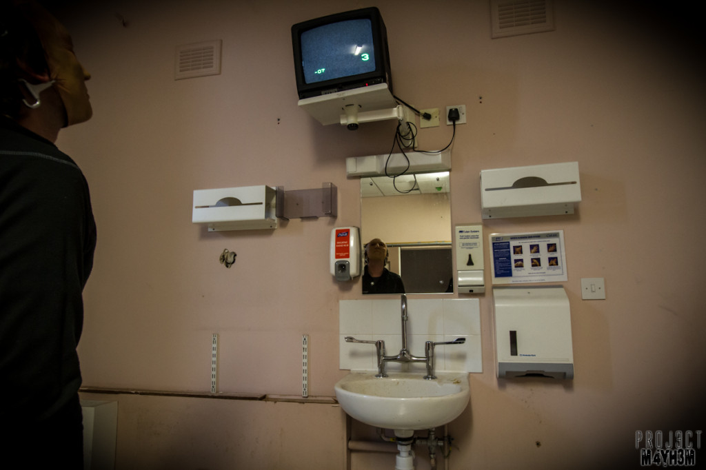Rossendale General Hospital - TV Room