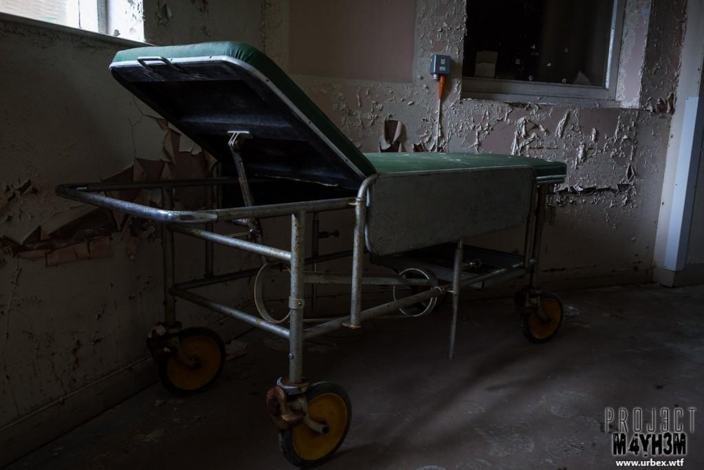 Rossendale General Hospital