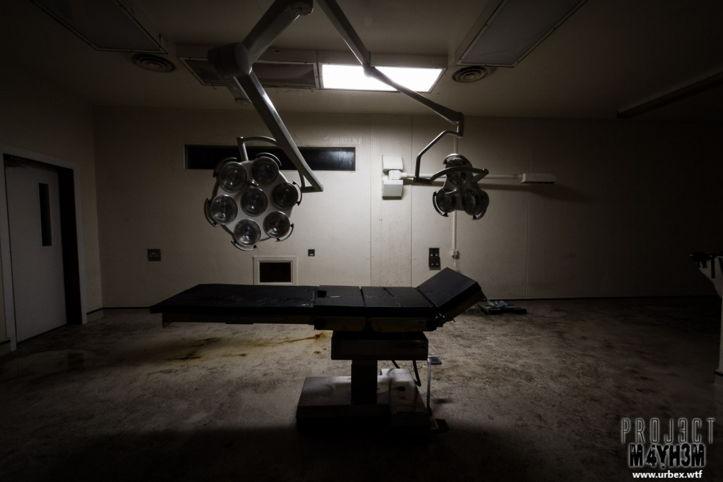 Rossendale General Hospital - Operating Theatre