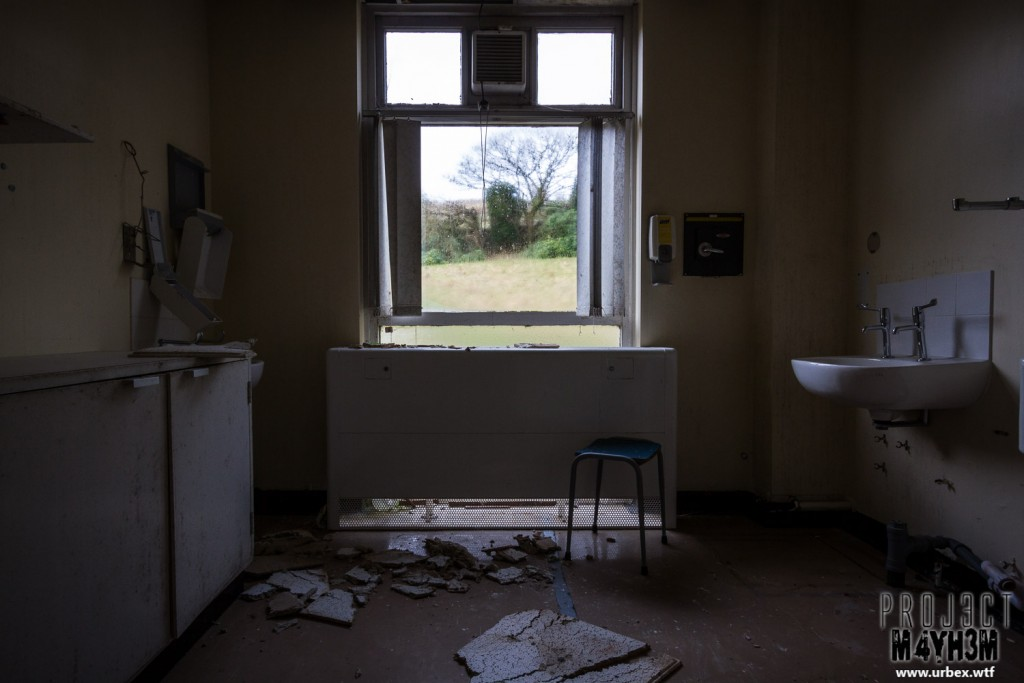 Rossendale General Hospital - Examination Room